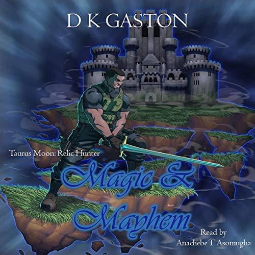 Taurus Moon: Magic & Mayhem audiobook cover art