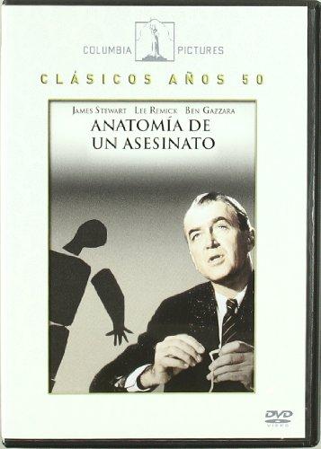 Anatomía De Un Asesinato [DVD]