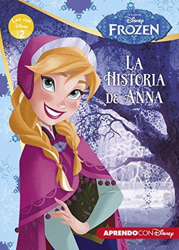 Frozen. La historia de Anna (Leo con Disney - Nivel 2)