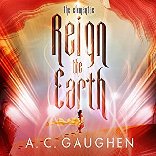 Reign the Earth                   De :                                                                                                                                 A.C. Gaughen                               Lu par :                                                                                                                                 Soneela Nankani                      Durée : 14 h     1 notation     Global 4,0