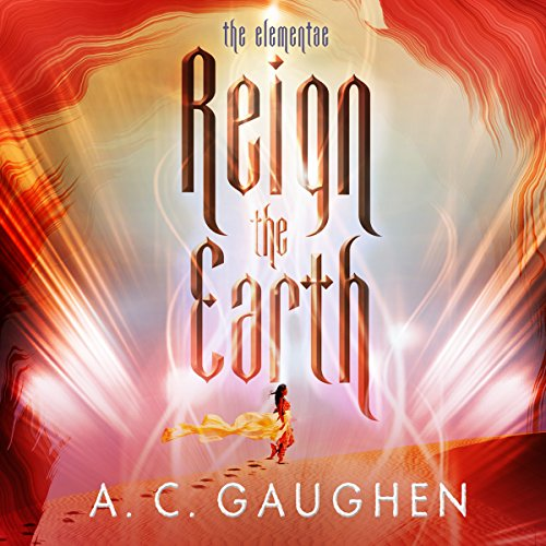 Reign the Earth audiobook cover art