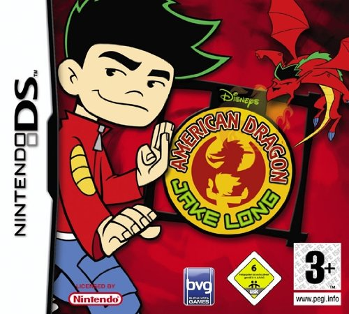 American Dragon: Jake Long [UK Import]