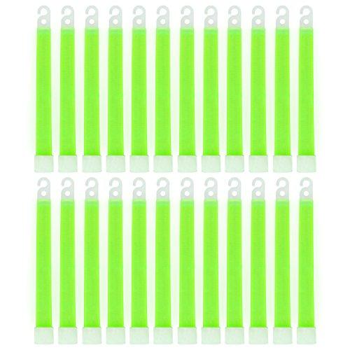 MediTac Green Glow Stick - Bright 6