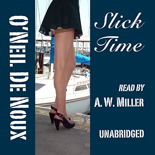 Slick Time audiobook cover art
