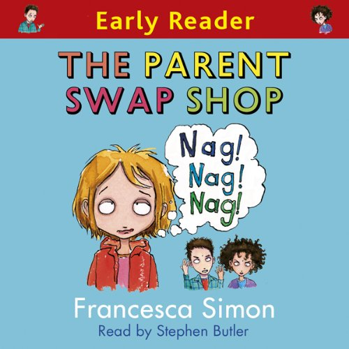 The Parent Swop Shop audiobook cover art