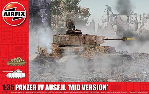 1/35 Panzer IV AUSF. H, mittlere Version