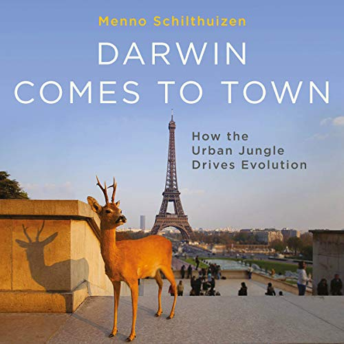 Darwin Comes to Town cover art