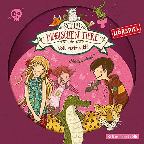 Die Schule der magischen Tiere - Hörspiele 8: Voll verknallt! Das Hörspiel: 1 CD (8)