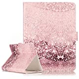 Wecool 10.1 inch Tablet Case,Marble PU Leather Unique Design Flip Case Kickstand Universal Tablet Cover for Wecool 10.1'