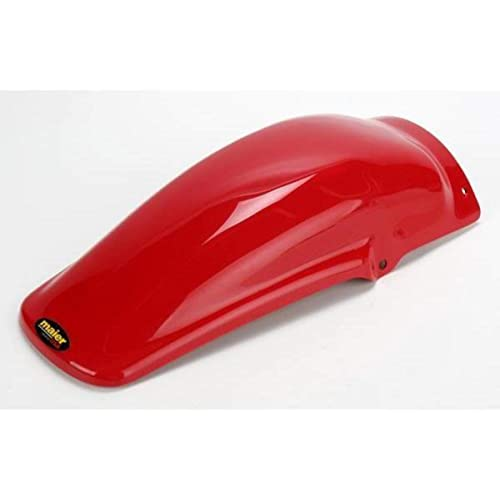 MAIER MX REAR FENDER RED HONDA XR 250L/R 600R 650L