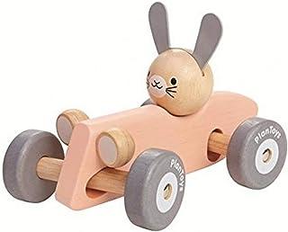 PlanToys - Bunny Racing Car