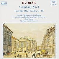 Symphony 2 / Legends 6-10