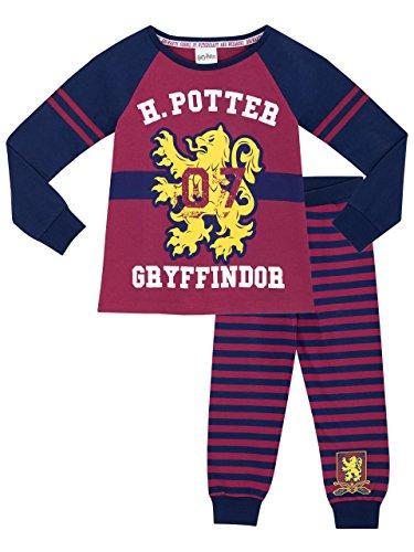 HARRY POTTER - Pijama para niñas 9-10 Años