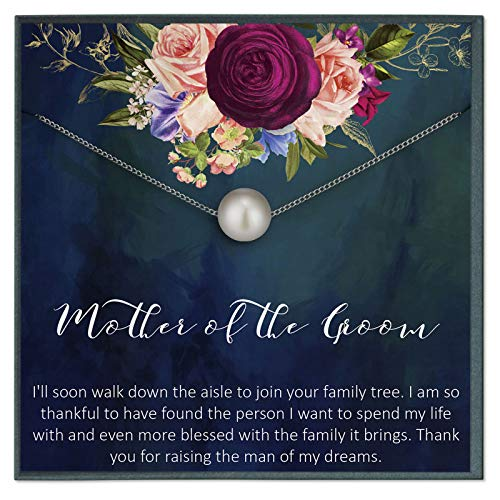 Mother of The Groom Gift from Bride, Mother in Law Wedding Gift from...