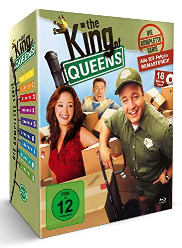 The King of Queens - Die komplette Serie - Queens Box (18 Blu-rays) (exklusiv bei Amazon.de)