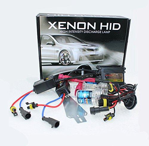 TMT Leds(TM) Kit HID Xenon H1 35W 6000K Slim Balastro Universal