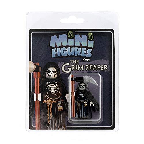 Custom Design Minifigure - The Grim Reaper - Adult...
