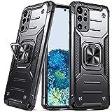 DASFOND Galaxy S20 Plus Case, Military Grade Protective