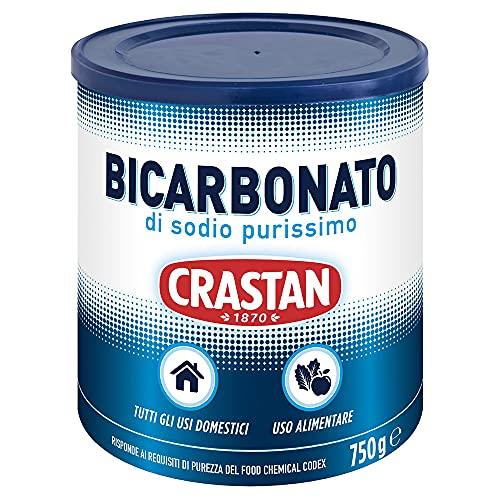Crastan Bicarbonato Di Sodio Ad Uso Alimentare, 750 Grammo