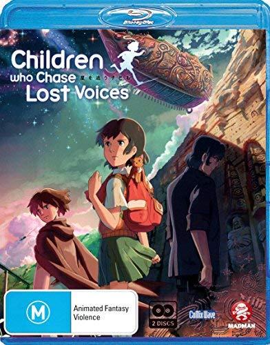 Voyage vers Agartha / Children Who Chase Lost Voices (2011) ( Hoshi o ou kodomo ) (Blu-Ray & DVD Combo) [ Origine Australien, Sans Langue Francaise ] (Blu-Ray)