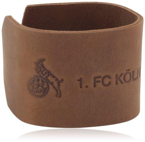 DNA Jewels Unisex-Armband 1.FC Köln Leder 9-10262