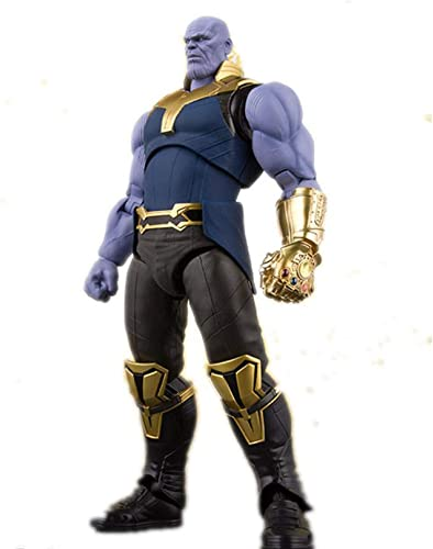 gran descuento SHF Marvels, The The The Enemy Alliance 3, The Infinite War, The Actionable Doll, The Model Doll, 16CM,azul-16cm  cómodamente