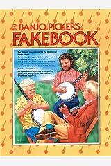 Banjo Pickers Fake Book Spiral-bound