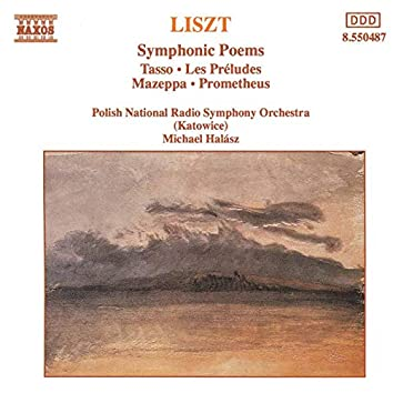 Liszt: Symphonic Poems, Vol. 1