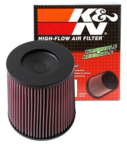 RC-5283Luftfilter K & N UNIVERSAL Clamp On Air 4–1/5,1cm flg, 20,3cm B, 6–5/20,3cm T, 20,3cm H (Universal Air Filter)