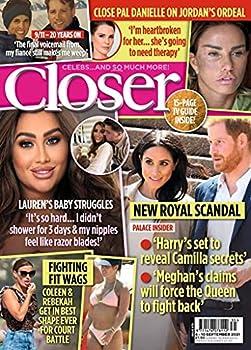 Closer UK Edition