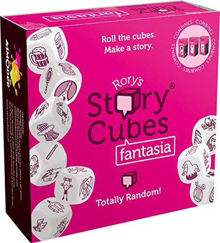 The Creativity Hub rsc28la historia de Rory cubos Fantasia, pack de 1 , color/modelo surtido