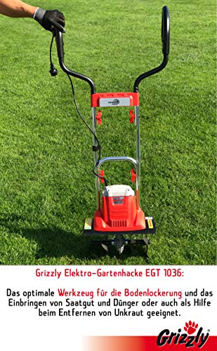 Grizzly EGT 1036