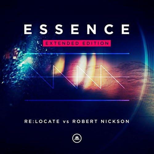 Re:Locate & Robert Nickson