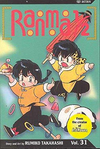 Ranma 1/2 Volume 31