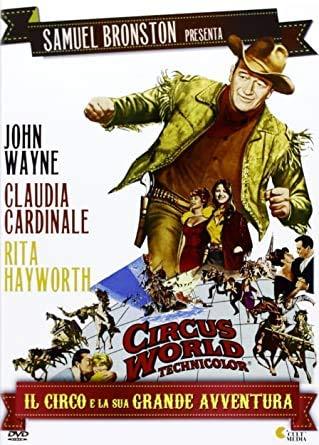 Circus-Welt / Circus World (1964) ( ) [ Italienische Import ]