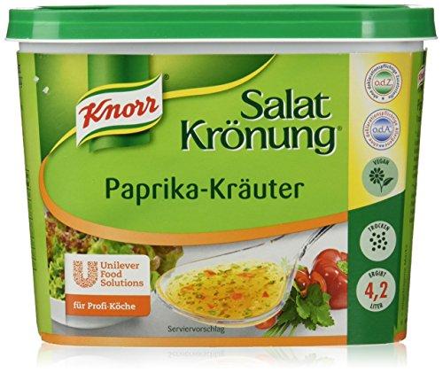 Knorr Salatkrönung Paprika-Kräuter 500 g, 1er Pack (1 x 0.5 kg)