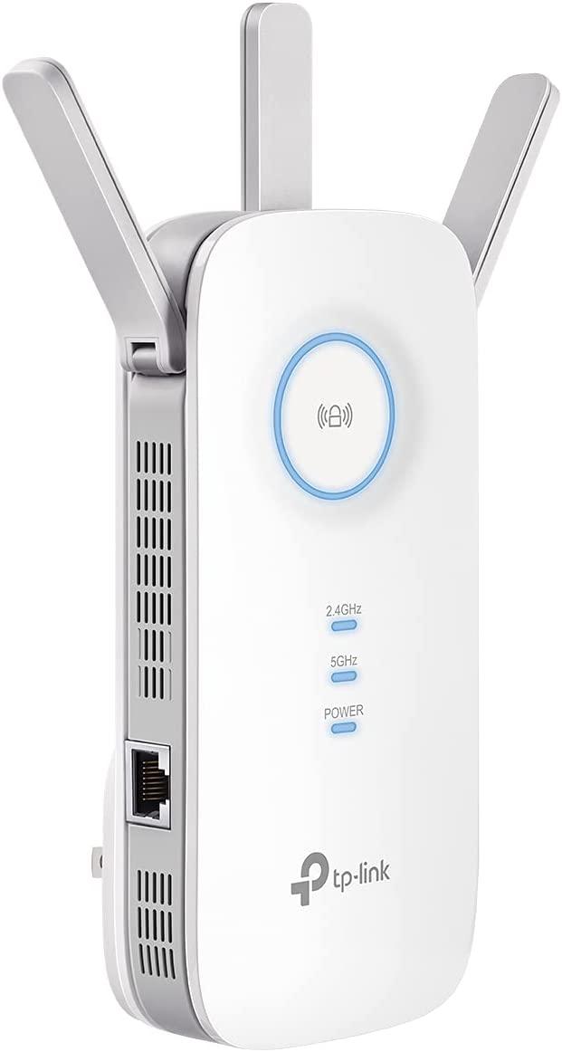 tplink re550 wifi range extender for optimum altice