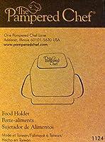 1 X Pampered Chef フードホルダー。