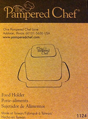 1 X Pampered Chef Food Holder -  The Pampered Chef, TRTAZI11A