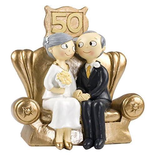 Anniversario Matrimonio 50 Anni Amazon It