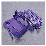 ffniwo KKKKKK Kit de Herramientas de desensamblaje de Audio para automóviles 9pcs / Set (Size : A)