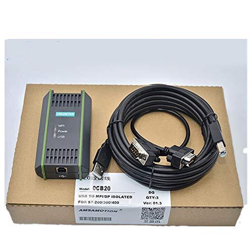 USB/MPI-Programmierkabel für Siemens S7-PC-Adapter Profibus/MPI/PPI Win7 64bit