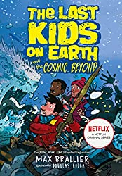 The last kids on earth book 4