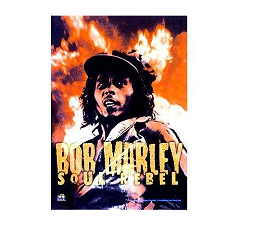 Bob Marley Flagge Fahne POSTERFLAGGE Soul Rebel