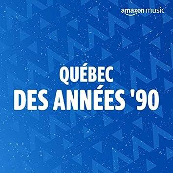 Québec des années '90