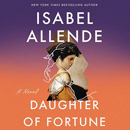 Daughter of Fortune audiobook cover art
