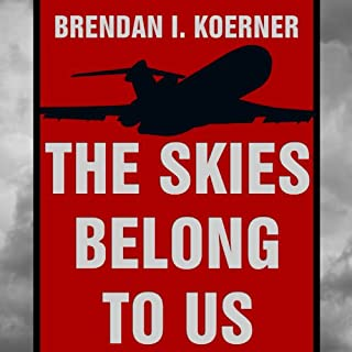 The Skies Belong to Us audiobook cover art