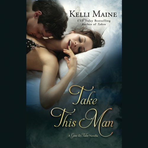 Take This Man audiobook cover art