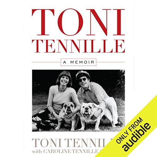 Toni Tennille audiobook cover art