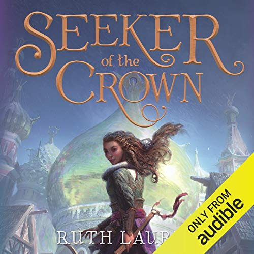 Seeker of the Crown cover art